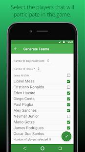 App Game Teams Generator APK for Windows Phone