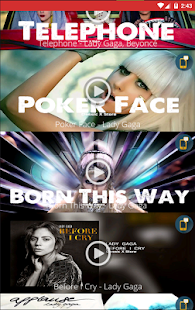 Lady Gaga Ringtones for PC-Windows 7,8,10 and Mac apk screenshot 3