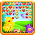 Bubble Shooter Fruits icon