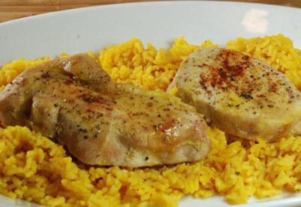 Honey Mustard Baked Pork Chops Recipe