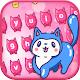 Cat Love Keyboard-Cute Kitty Theme Keyboard Download on Windows
