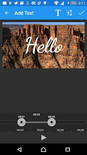 AndroVid Video Editor (X86)- screenshot thumbnail