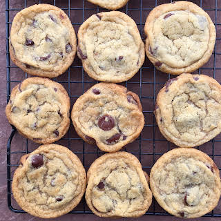 The Best Vegan Chocolate Chip Cookies.