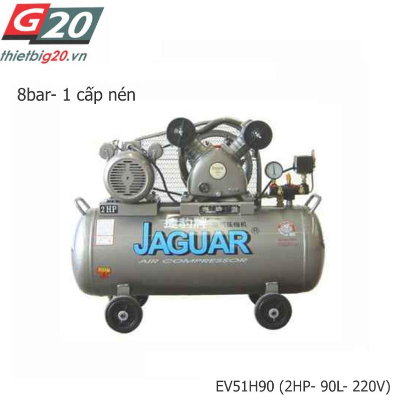 máy nén khí Jaguar