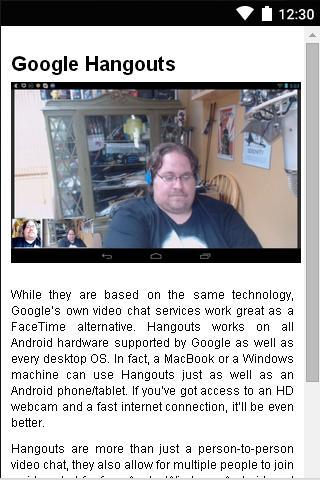 無料FaceTimeのビデオ通話ガイド