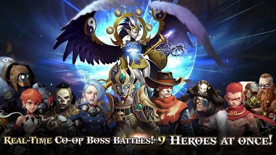 Heroes of Skyrealm- screenshot thumbnail