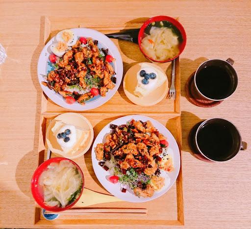 家常料理 懷舊風格 適合一個人的咖啡廳選擇