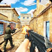 Critical Strike Fury: Shooting Game