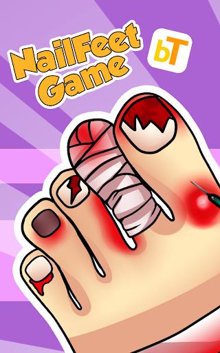 손톱 발놀림