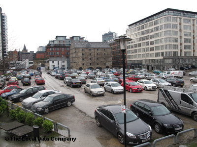 Car Park On Dale Street Car Parking Garaging In City Centre