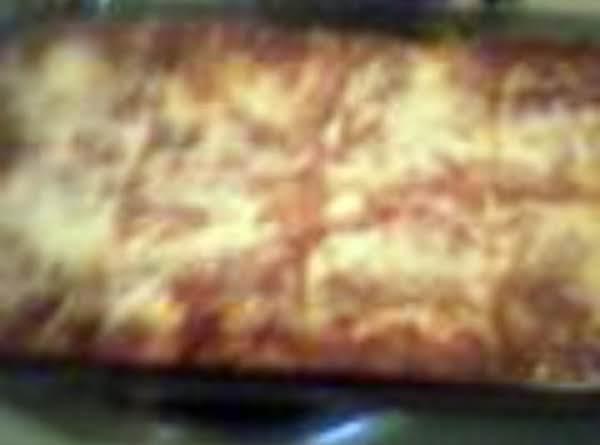 Stormy's Lasagna Recipe