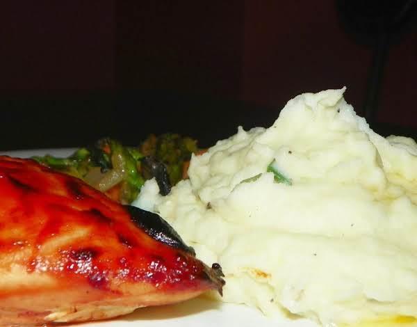 Champ (irish Mashed Potatoes) Recipe