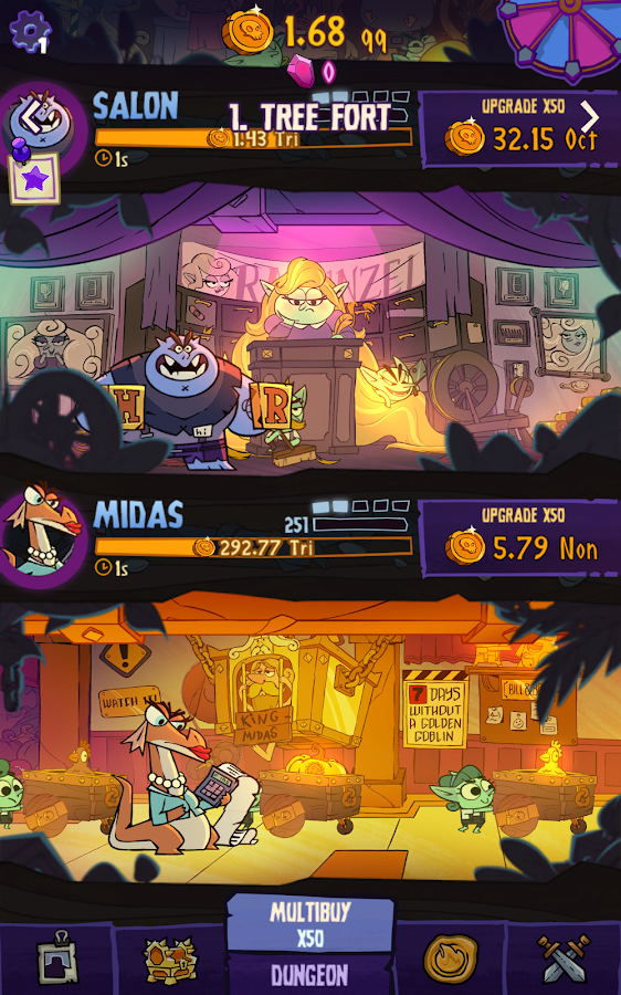 Dungeon, Inc.- screenshot