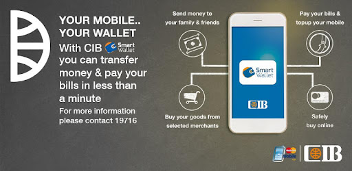 CIB Smart Wallet - Apps on Google Play