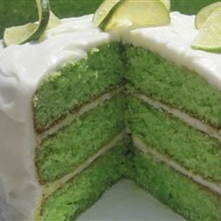 Key Lime Cake Icing Recipes