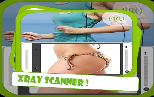 Remove Clothes Xray Real Prank screenshot