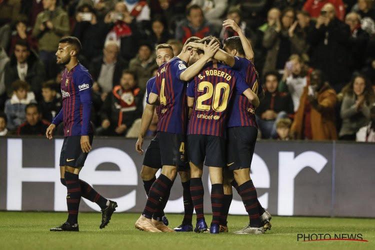 Le Barça pourrait être éliminé de la Copa del Rey sur tapis vert!