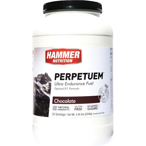 Hammer Nutrition Perpetuem: Chocolate 32 Servings