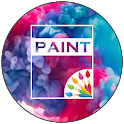 Paint-PaperColor:Paint Draw Sketchbook & PaperDraw icon