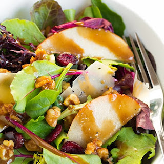 Autumn Pear Salad.