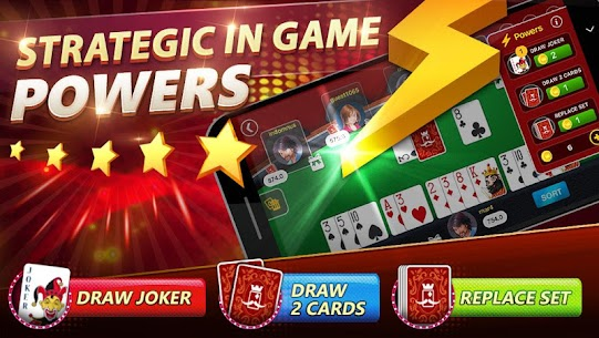 Rummy Online King – Free Online Card & Slots game App Download For Android and iPhone 3