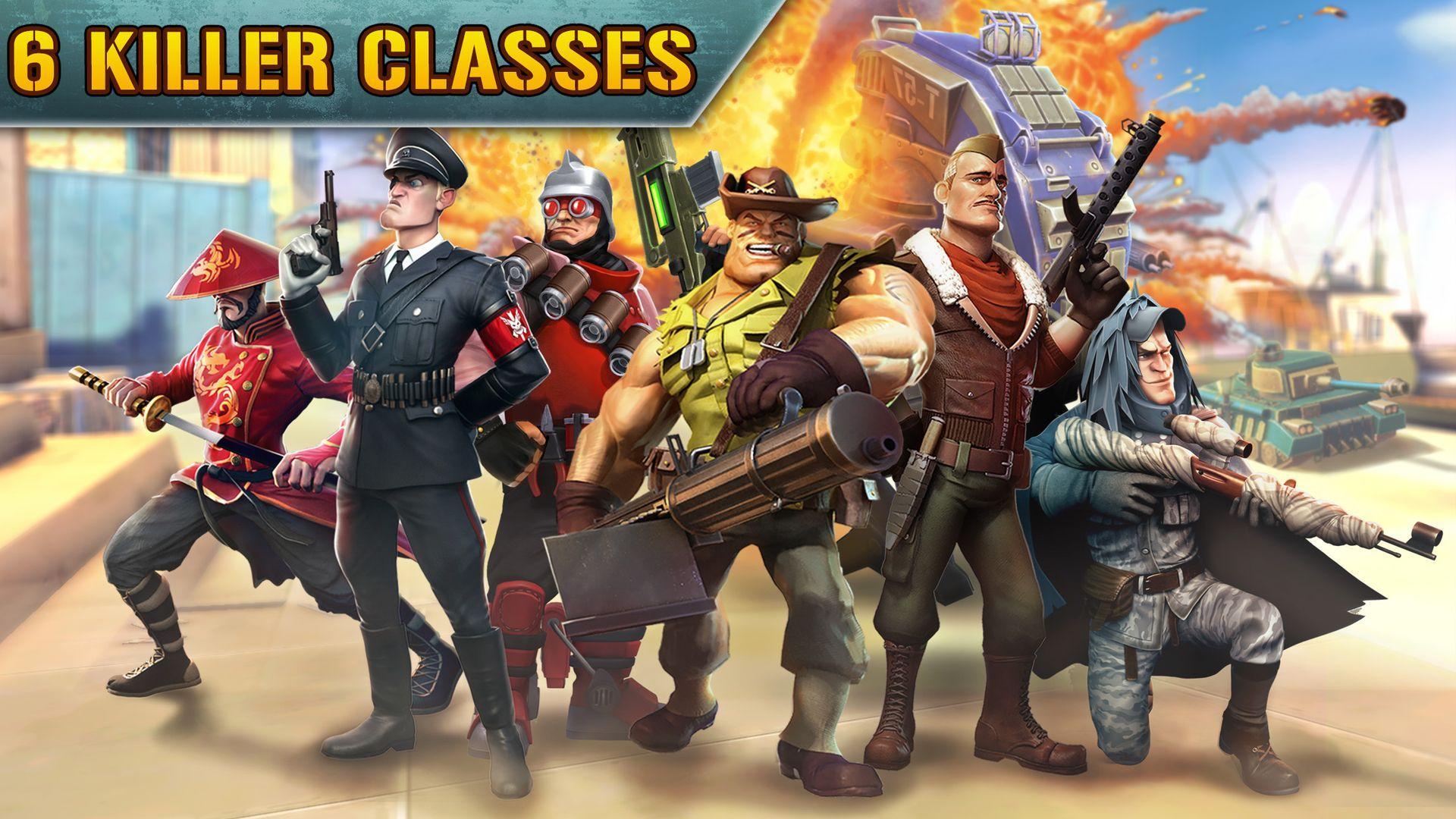 Blitz Brigade - Online FPS fun screenshot #11