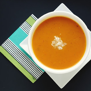 Sweet Potato Coconut Milk Soup