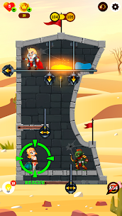 Rescue Knight MOD APK 0.12 [Unlimited Money] 6