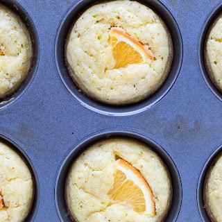 Olive Oil Orange Rosemary Muffins Recipe