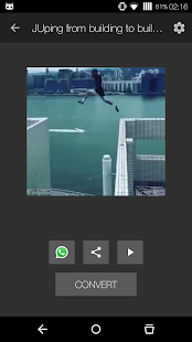 GIF to Video- screenshot thumbnail