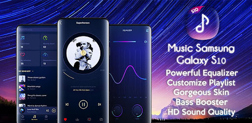 Music Player Galaxy S10 S9 Plus Free Music Mp3 - Apps on Google