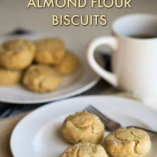 Almond Flour Biscuits - Paleo Low Carb Recipe
