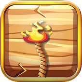 Burn the Ropes - Connect Dots Western Style Puzzle