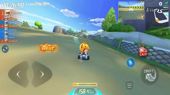KartRider Rush+ Screenshot