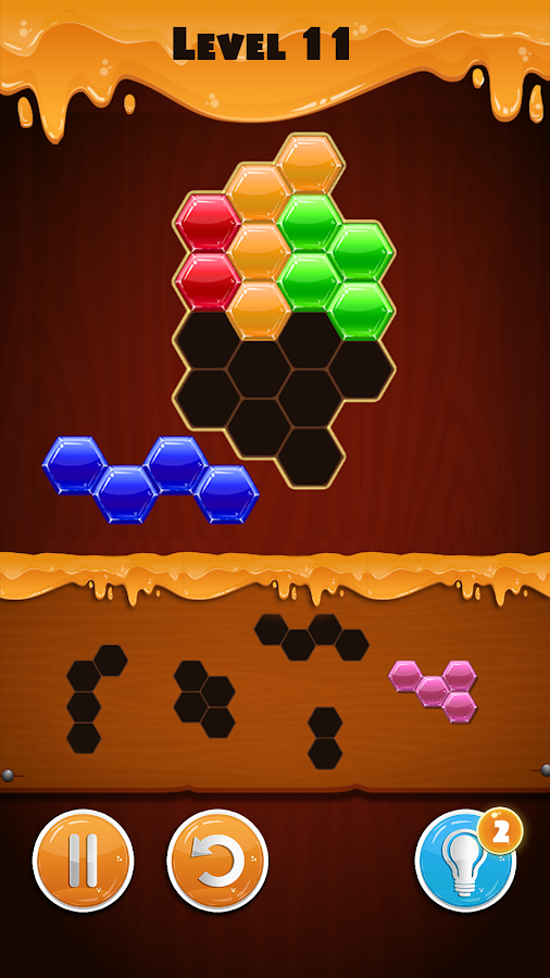 Block Hexa Puzzle - Challenge- screenshot
