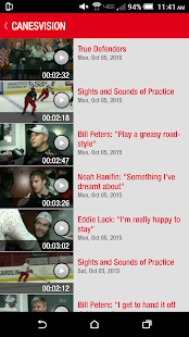 Carolina Hurricanes- screenshot thumbnail