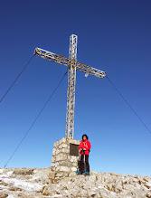 Photo: Gipfel erreicht