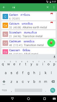 Download periodic table periodic table apk latest version app for periodic table periodic table poster urtaz Images