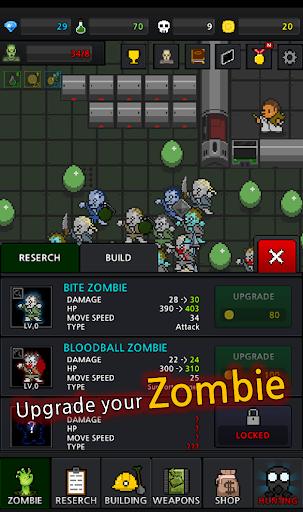 Grow Zombie inc - Merge Zombies filehippodl screenshot 5