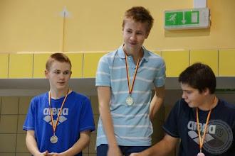 Photo: Gimnazjada Białegostoku w pływaniu