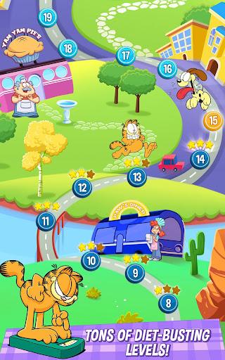 Garfield: My BIG FAT Diet screenshot 5