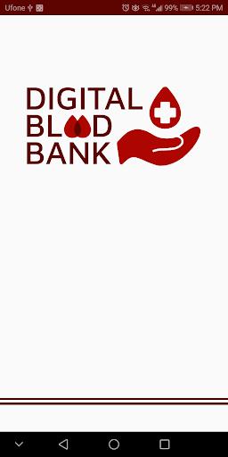 Digital Blood Bank screenshot 1