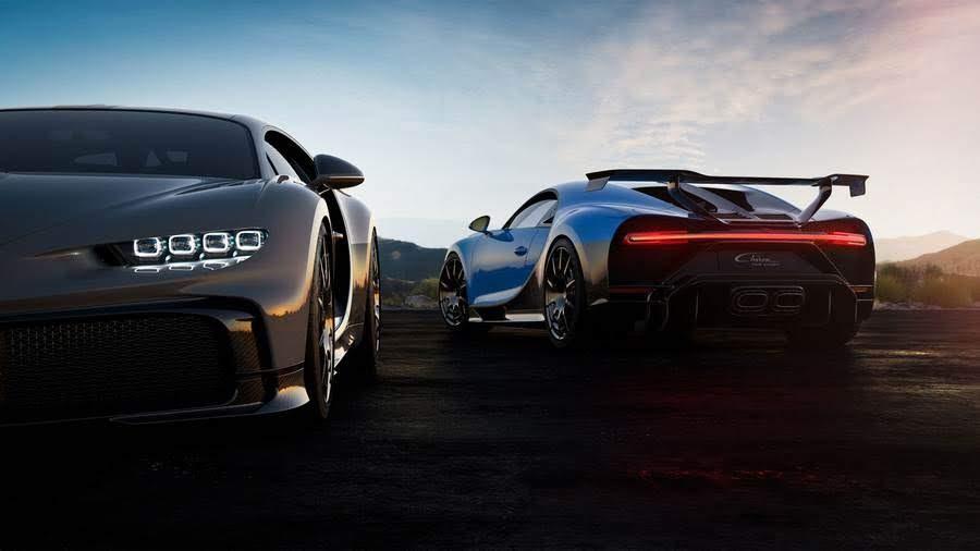 Bugatti Chiron Pur Sport анонсирован с улучшенной управляемостью