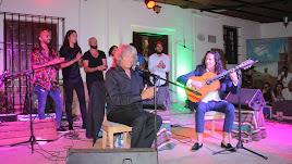 José Mercé y José Fernández Tomatito cerraron a lo grande el Festival Flamenco de Fondón.