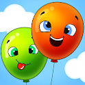 Baby Balloons pop icon