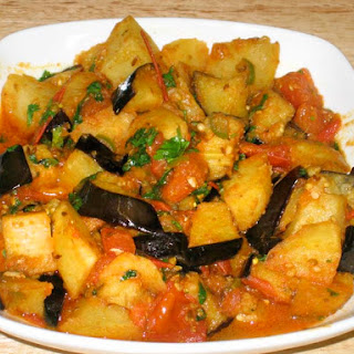 Eggplant Tomato Potato Recipes