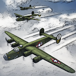Tap Flight Wings : World War 2 - Fighter Bomber Icon