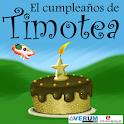 Cuento infantil Cumple Timotea icon