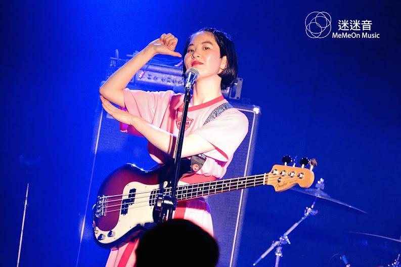 【迷迷現場】「NEO KAWAII」可愛新定義 日本女子新星樂團 CHAI 來台演唱會報導