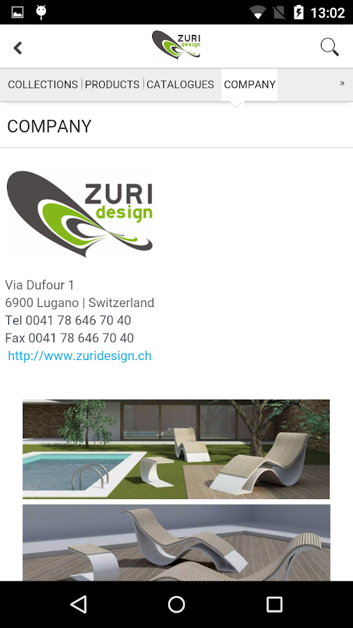 ZURI DESIGN- screenshot